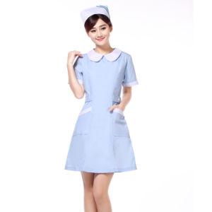 Nurse Uniform with Skirts pictures & photos