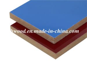 High Glossy UV Coated MDF (Medium density fiberboard) pictures & photos