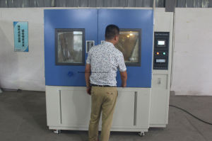 IP Ingress Test Chamber IEC60529 IP5X IP6X Dust Test Chamber pictures & photos