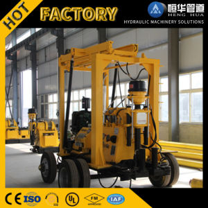 Rubber Truck Mounted Crawler Mounted Drilling Rig Machine pictures & photos