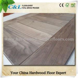 Unfinished American Black Walnut Solid Wood Flooring