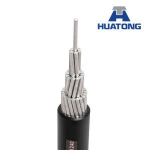 Duplex Service Drop with 0.6/1kv, XLPE Insulation ABC Cable pictures & photos