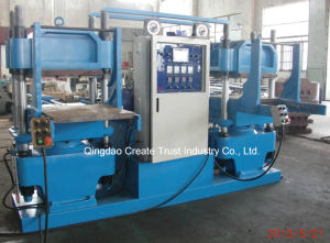 2017 High Technical Rubber Vulcanizing Machine with Two Stations (CE/ISO9001) pictures & photos
