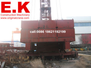 317ton Used Manitowoc Hydraulic Track Crawler Crane (4600S) pictures & photos