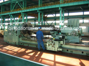 Economic Heavy Duty Conventional Lathe for Machining Cylinders (CW61100) pictures & photos