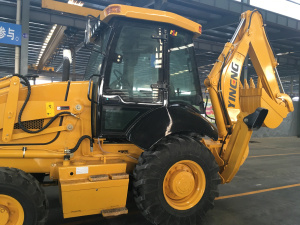 Backhoe Wheel Loader Wz30-25 Shandong Yineng pictures & photos
