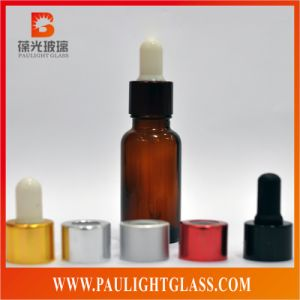 Amber 5ml to 100ml Cosmetic Glass Bottle