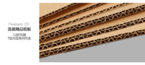 Corrugated Pizza Box From Chinese Factory pictures & photos