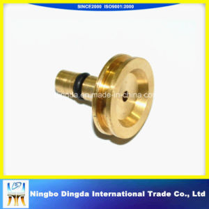 Brass CNC Machining Precision Machined Parts pictures & photos