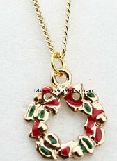 Christmas Jewelry/Christmas Necklace/Christmas Pendants (XJW13355) pictures & photos