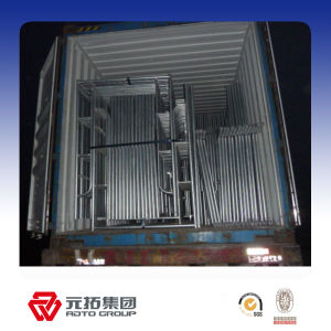 Types of Clamps Scaffold Frame / Frame Scaffolding System