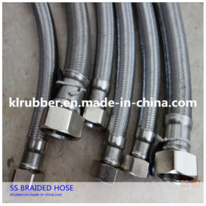 High Pressure Stainless Steel Flexible Braided Hose pictures & photos