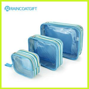 Transparent PVC Toilet Bag Rbc-012 pictures & photos