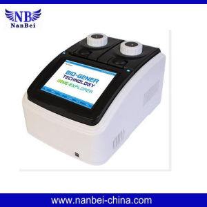 Touch Thermal Cycler PCR Machine with Best Quality pictures & photos