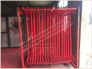 Powder Coated Ladder Scaffolding Frames and H Frame Scaffolding pictures & photos