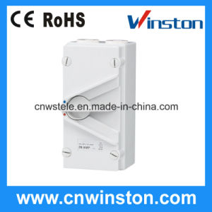 1p 20A/35A/63A Waterproof Isolating Switches Series with CE pictures & photos