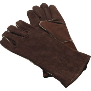 Welder′s Gloves, Leather Welding Gloves, Welding Leather Gloves (WTWG007) pictures & photos