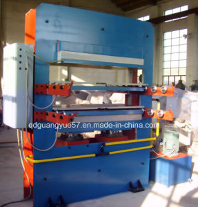 1400X3000 45t Frame Type Rubber Plate Vulcanizing Hydraulic Press Machine pictures & photos
