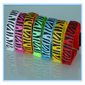 Customed LED Sport Reflective Stripe Arm Belts pictures & photos
