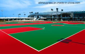 Multi-Purpose Spu Tennis Basketball Court Sport Flooring pictures & photos