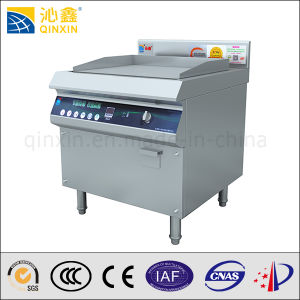 12kw Induction Griddle pictures & photos