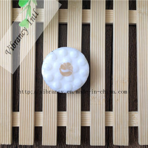 Disposable Cheap Round Rose Soap Hotel Soap pictures & photos