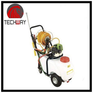 Twspg55 Knapsack Power Sprayer with Wheels pictures & photos