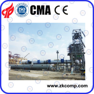 Rotary Kiln Machine Working Smoothly/Rotatory Kiln Roasting pictures & photos