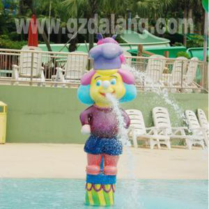 Water Spray Cartoon Play (DL-42705) pictures & photos