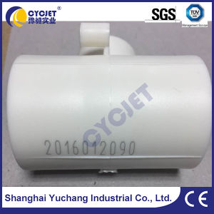 Laser Printer for Marking PVC PPR HDPE Pipe Fitting pictures & photos