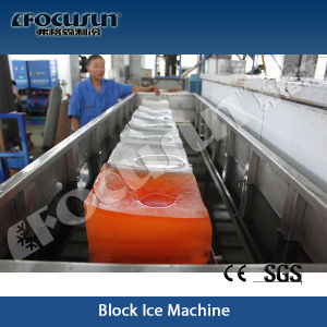 Focusun Super Profermance 5t 10t 15t Block Ice Maker pictures & photos