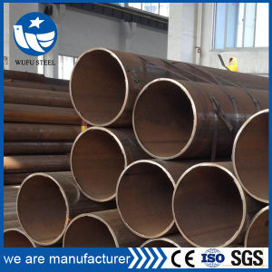 ERW LSAW SSAW Steel Pipe for Transportation or Structure pictures & photos
