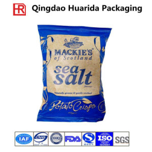 Back Sealed Plastic Sea Salt Packaging Bag with Brand Printing pictures & photos