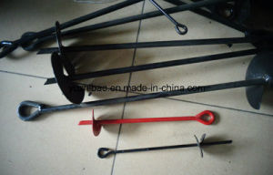 HDG Ground Anchor, Earth Auger, Ground Screw Anchor