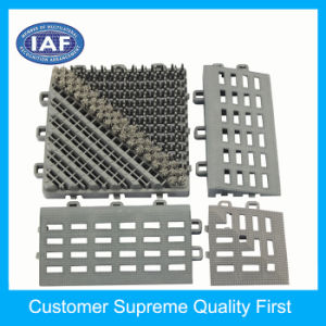Factory Supplier Three-in-One Plastic Injection Mats pictures & photos