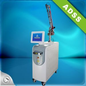 Lutronic Q-Switch ND YAG Ptp Laser Professional Tattoo Removal Pigment Therapy pictures & photos