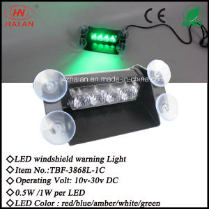 Green LED Windshield Warning Lights (TBF-3868L-1C) pictures & photos