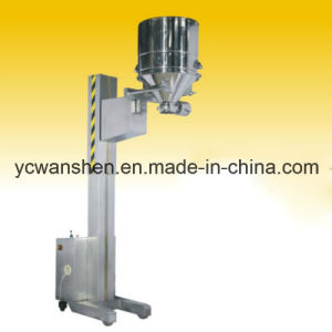 Moveable Hydraulic Pharma Lifter in Pharmaceutical Machine