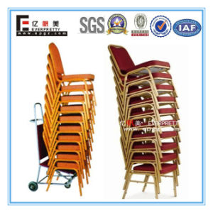 Restaurant Chair, Hotel Chair, Dining Room Furniture, Aluminium Chair with Sponge pictures & photos
