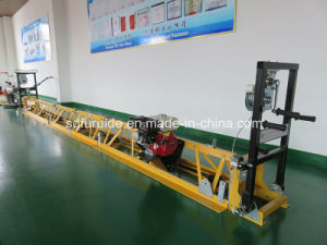 Gasoline Concrete Vibratory Truss Screed Machine for Sale (FZP-55) pictures & photos