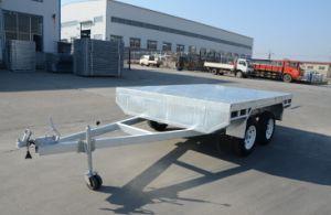 6X4 Box Trailer with Aluminum Box (BTA-64) pictures & photos