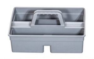 New Design Small Size Plastic Tool Buckets (B-039B) pictures & photos