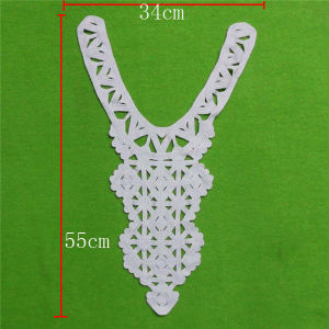Cotton Netting Set Lace Collar (cn136) pictures & photos
