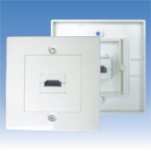 HDMI Wall Panel with Socket pictures & photos