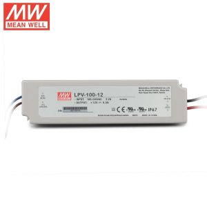 100W 12V Waterproof Lpv-100-12 LED Transformer for LED Strip Light pictures & photos