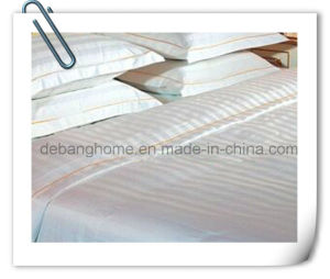 100% Cotton Hotel Bed Set/High Quality Hotel Linen Set/Star Hotel Bed Linen Set pictures & photos
