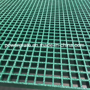 FRP Grating/ Embeded FRP Grating/ Fiberglass Embeded Grating pictures & photos