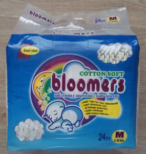 Bloomers Diaper for Philippine Market