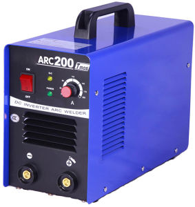 Inverter Arc/MMA Welding Machine/Welder Arc200 pictures & photos