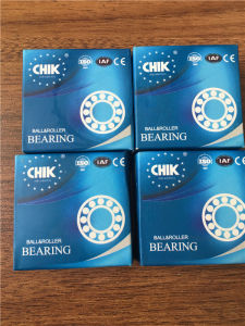 Chik OEM Deep Groove Ball Bearings 6204-2RS 6205-2RS for Export Worldwide pictures & photos